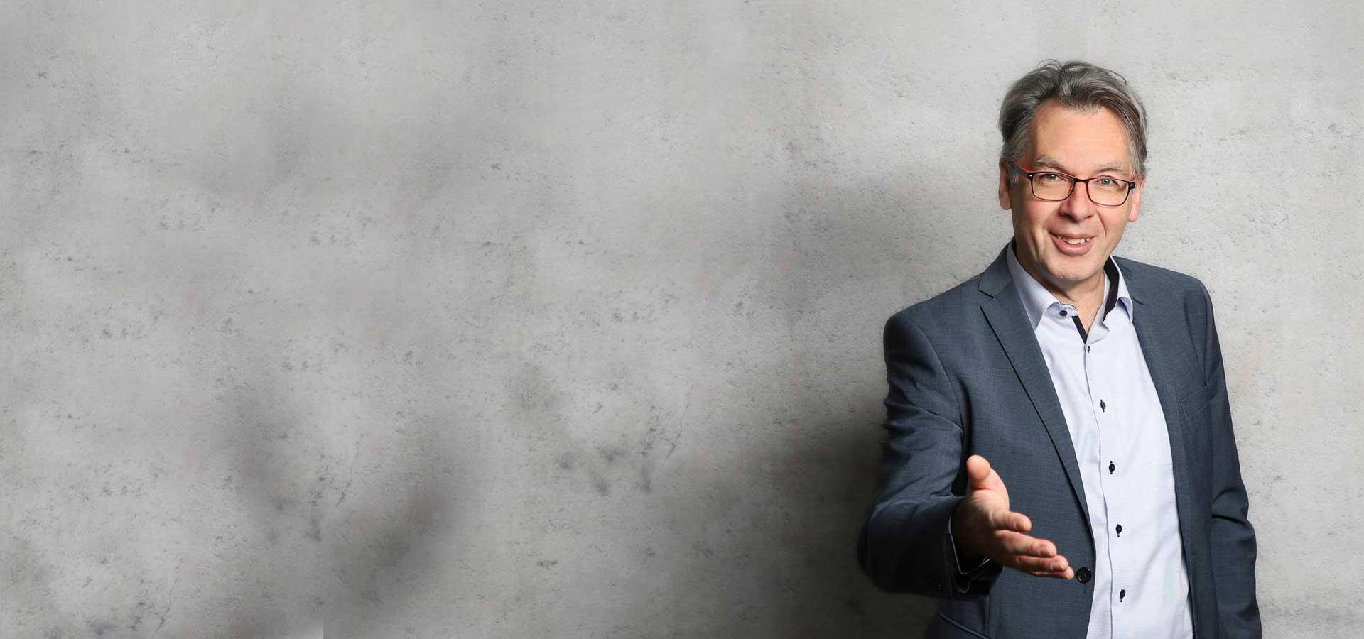 Andreas Räder - Zielgerichtete Kommunikation